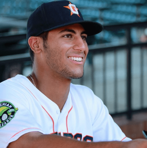 The Houston Astros promoted 3B Abraham Toro (Longueuil, Que.) to Double A Corpus Christi Hooks from Single A Buies Creek Astros.