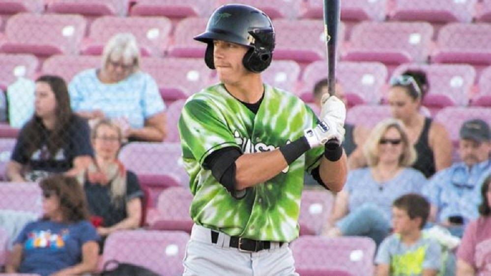 Okanagan Athletics grad INF Jared Young (Prince George, BC) was promoted by the Chicago Cubs to Single A Myrtle Beach Pelicans from Single A South Bend Cubs.