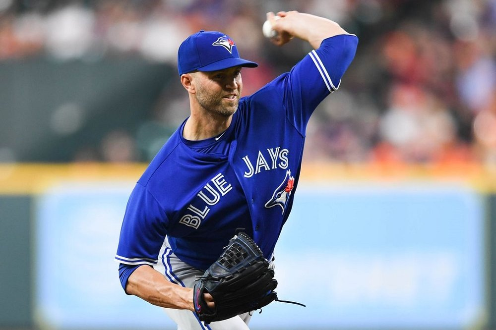 Where will LHP J.A. Happ, who picked up the save in Tuesday's all-star game, wake up on Aug. 1?