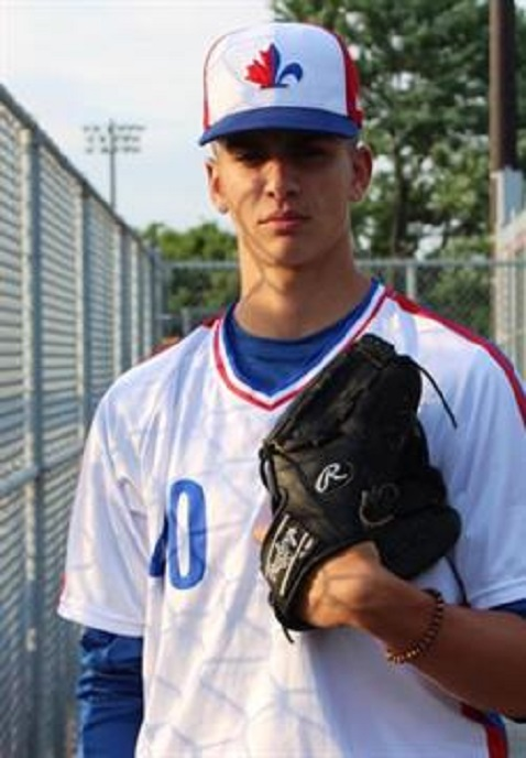 The ABC's Simon Lusignan (Varennes, Que.) was part of a combined no-hit win in the finale of the 16U Perfect Game finale.