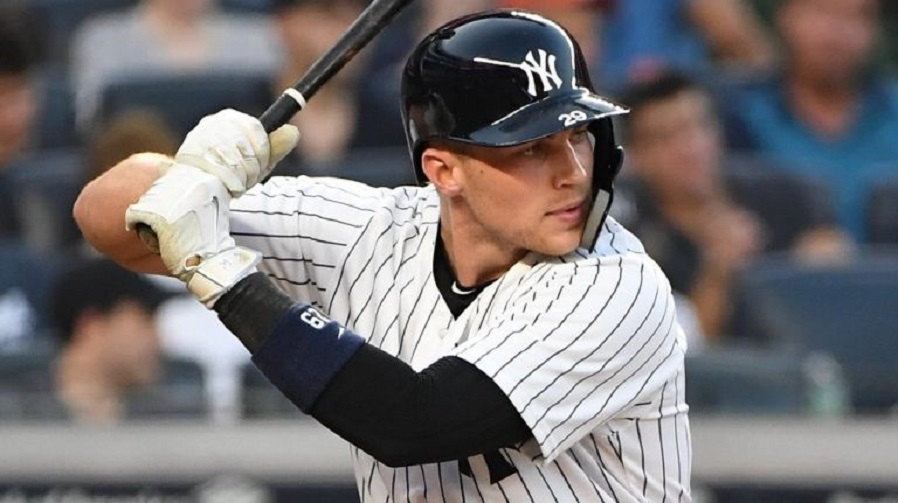 Brandon Drury, who makes his first start at third base Saturday against the Chicago White Sox, brings a legit bat, according to scouts we polled. Toronto acquired Billy McKinney and Drury for LHP JA Happ.