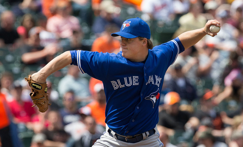 The Toronto Blue Jays dealt left-handed reliever Aaron Loup to the Philadelphia Phillies on Monday.