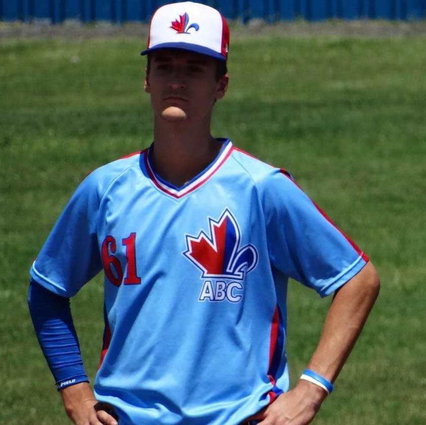 OF Jean-Christophe Masson (Levis, Que.) hit .692 average (9-for-13) with two doubles, a homer and five RBIs.