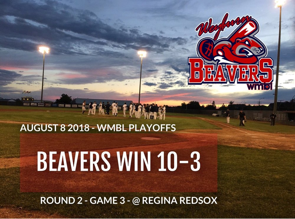 Photo Credit: Weyburn Beavers/Twitter