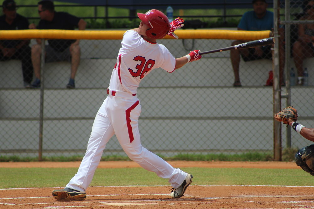 Jnt Fall Instructional League Diodati Homers In Loss To Stetson