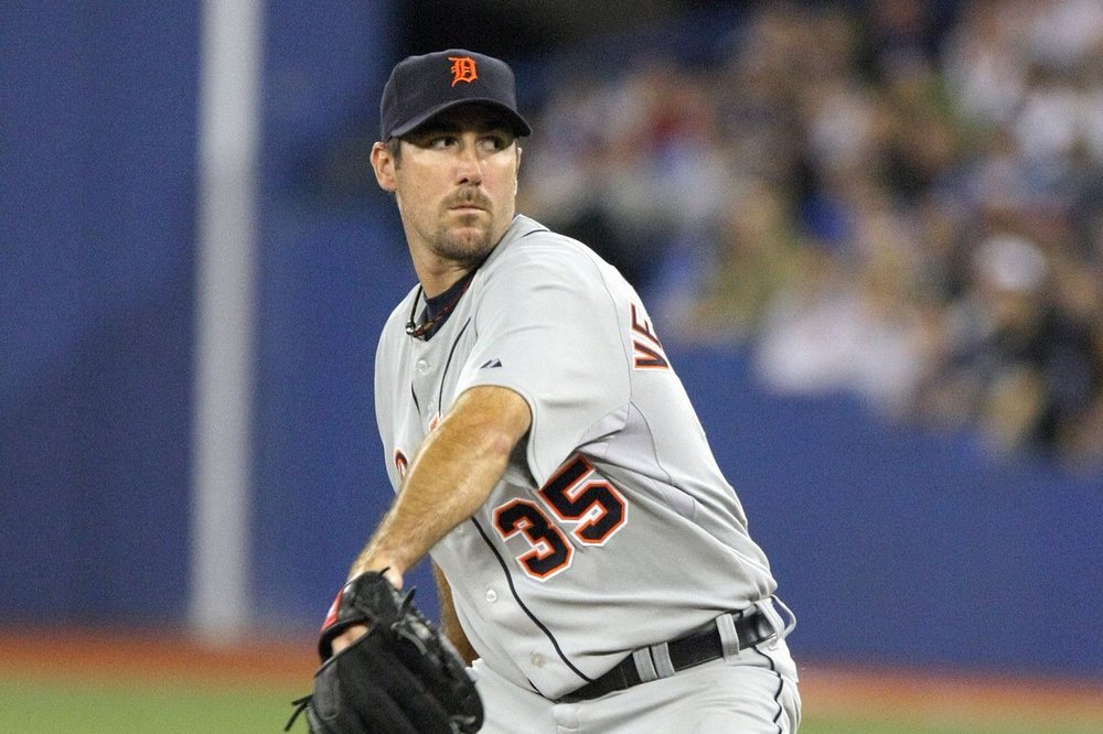Justin Verlander's no-hitter against the Toronto Blue Jays at the Rogers Centre on May 7, 2011 is a key reason why new Canadian Baseball Network contributor Danielle Obel became a Detroit Tigers fan based in Toronto. Photo Credit: Dave Sandford, Getty Images