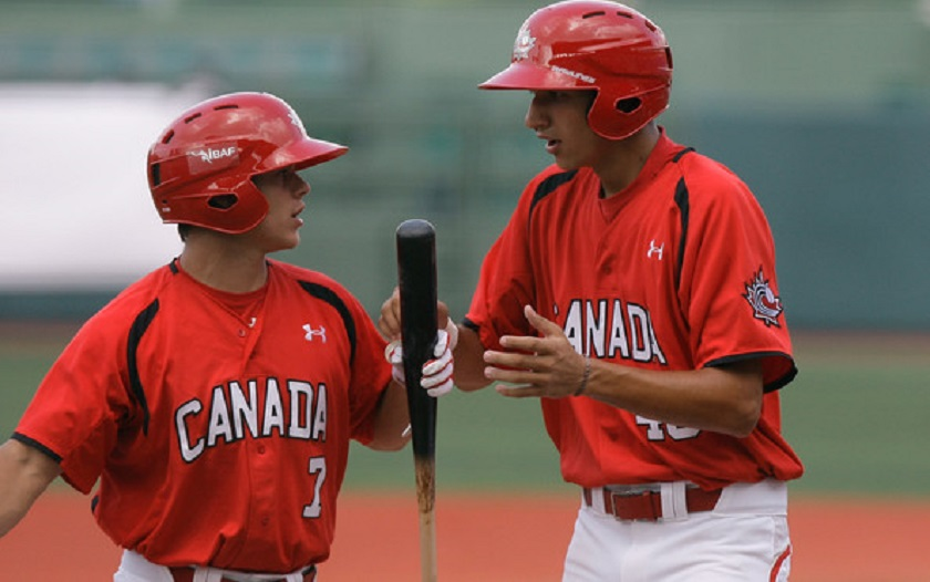 Former Ontario Blue Jays teammates OF Jacob Robson (Windsor, Ont.) and INF Daniel Pinero (Toronto, Ont.) will be reunited as Canada, defending gold medalists, gather at the Pan Am qualifier in Sao Paulo, Brazil.