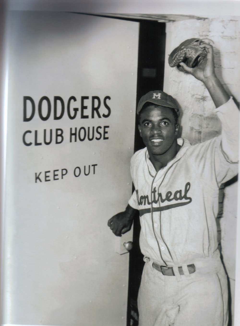Jackie Robinson played his first season of integrated baseball with the International League's Montreal Royals in 1946 before breaking Major League Baseball's colour barrier the following year.