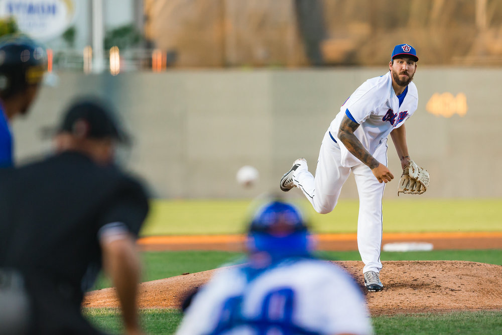 Phillippe Aumont (Gatineau, Que.) will return to the independent Can-Am League's Ottawa Champions as a pitcher/pitching coach in 2019.