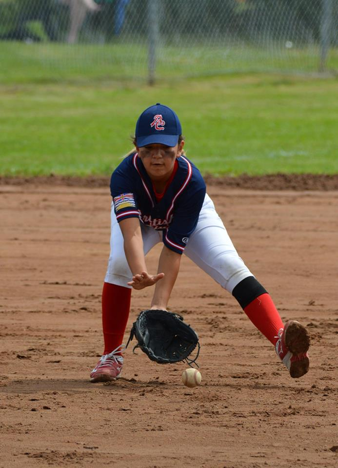 Cheyenne Simicak is just one of the young players excelling in B.C.'s program. Photo Credit: Holly LaPierre.