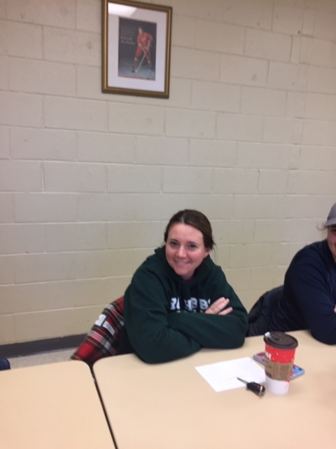 Janet Moore recently participated in a discussion about girls' and women's baseball in Canada.