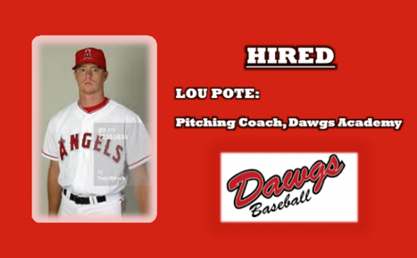 Pote joins the Dawgs