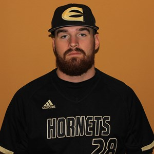 Edmonton Prospects alum Connor Burns (St. Albert, Alta.) didn't allow a run in three appearances for the Emporia State Hornets.