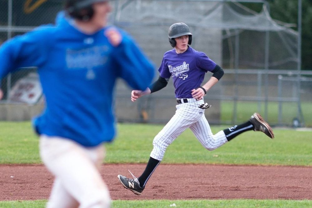 Parksville Royals alum Kiran Carcary (Parksville, B.C.) had two hits, three runs and three RBI in two games for the Miles Community College Pioneers.