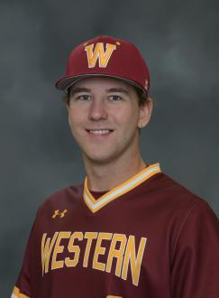 Martin Baseball Academy grad Robbie Wilkes (Regina, Saskatchewan) had four hits and two walks for Arizona Western. Photo: Arizona Western Athletics