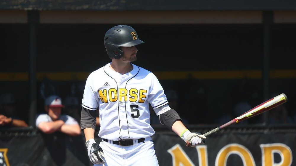Windsor Selects grad Shane Paradis (Windsor, Ont.) went 2-for-5 for Northern Kentucky. Photo: Northern Kentucky Athletics