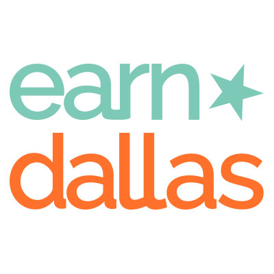 Earn Dallas Logo