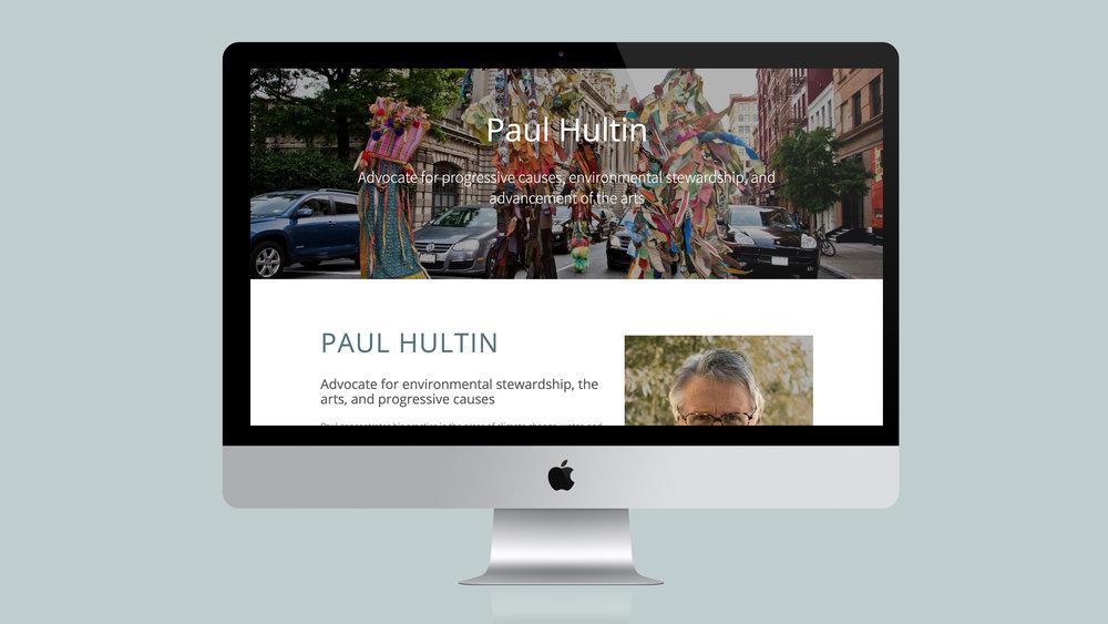 Paul Hultin