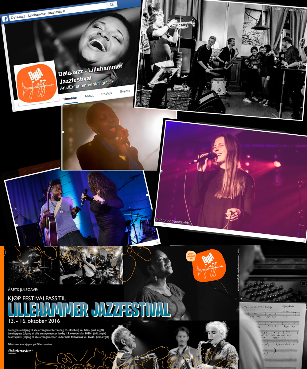 Some of my photos posted by Dølajazz - Lillehammer Jazzfestival