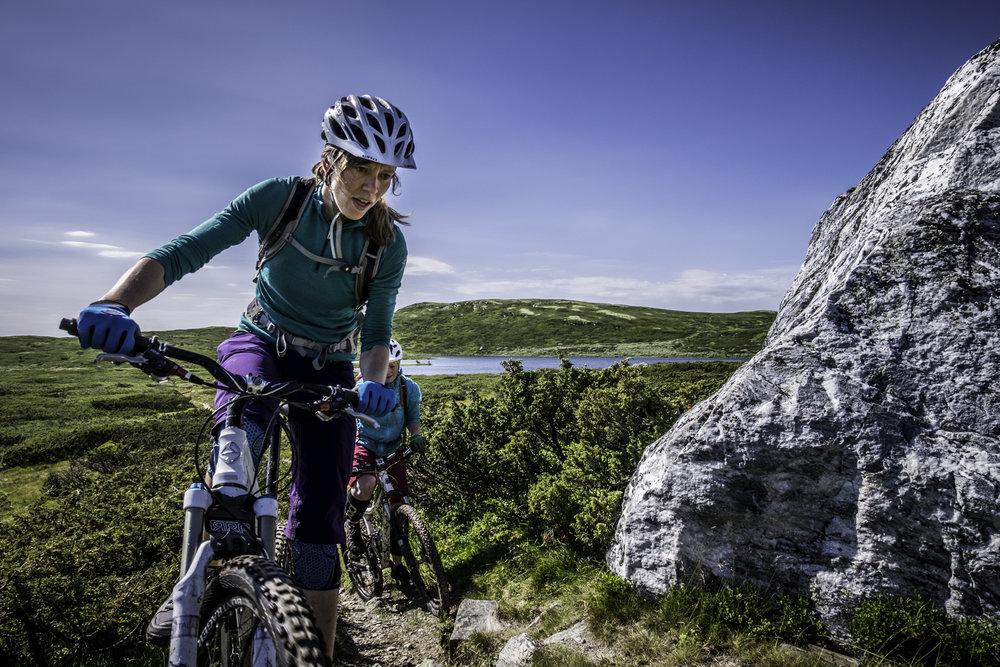 DNT Stisykkelsamling - Skeikampen 2016