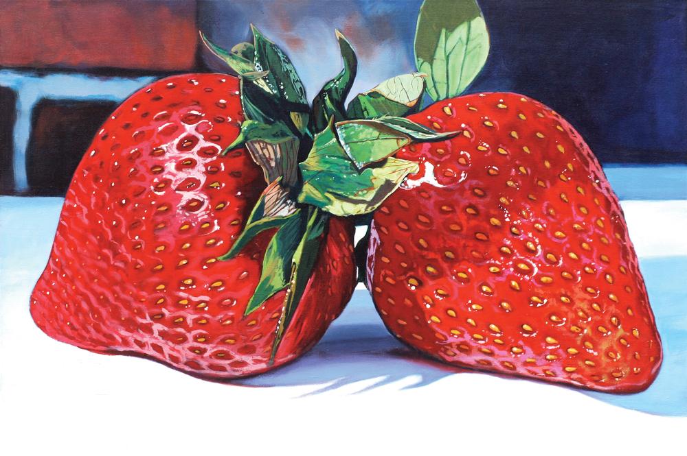 So Succulent Strawberries