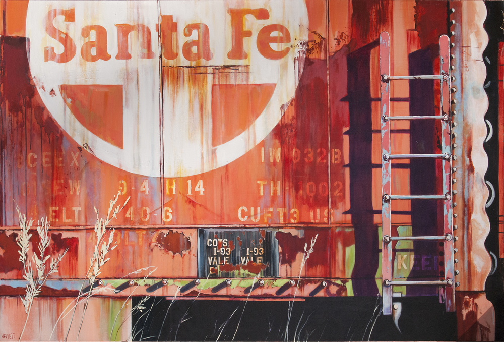 Santa Fe Railcar