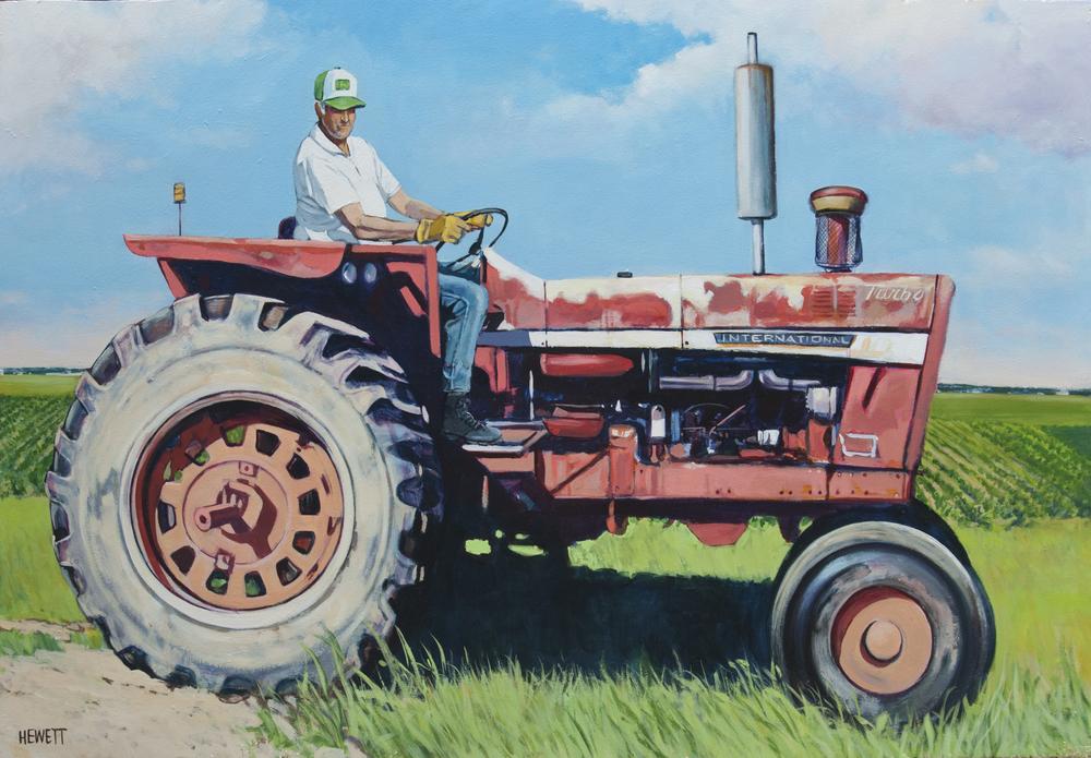 Farmer for Serene Green Farmstand