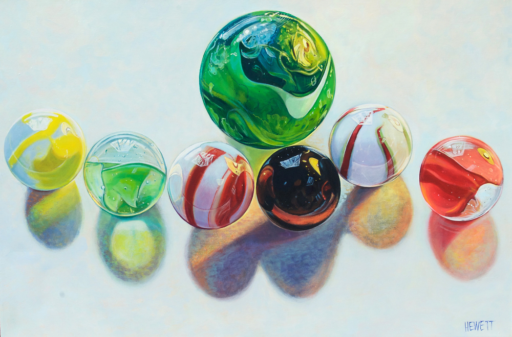 Seven Marbles