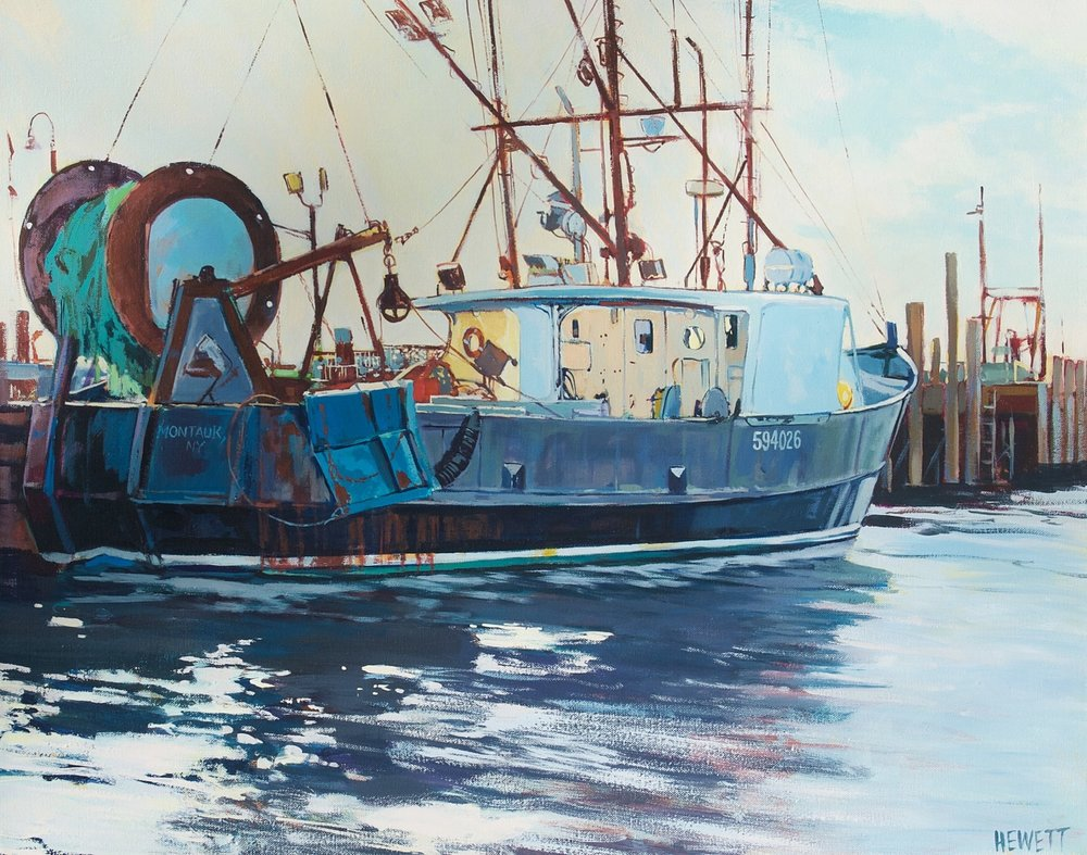 Montauk Trawler