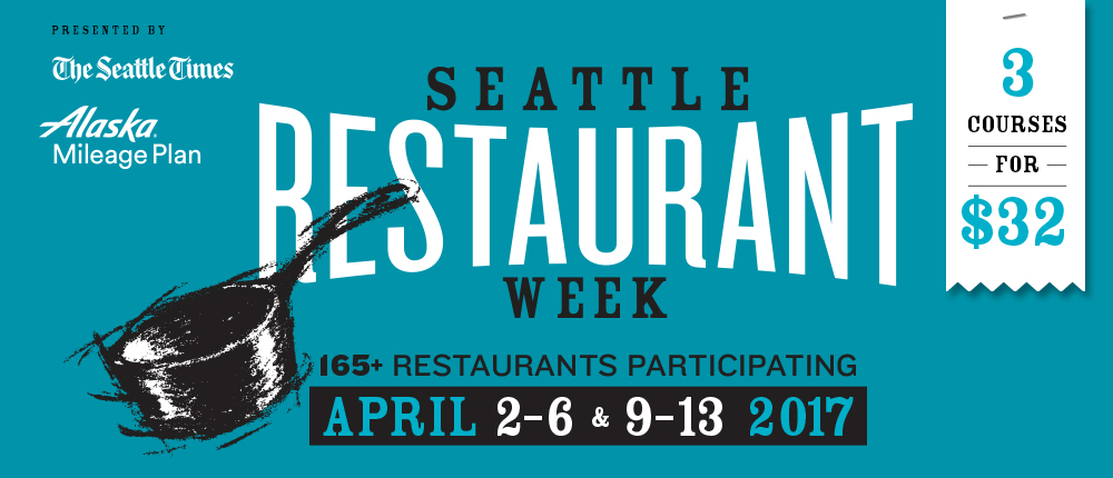 Seattle Restaurant Week 2017