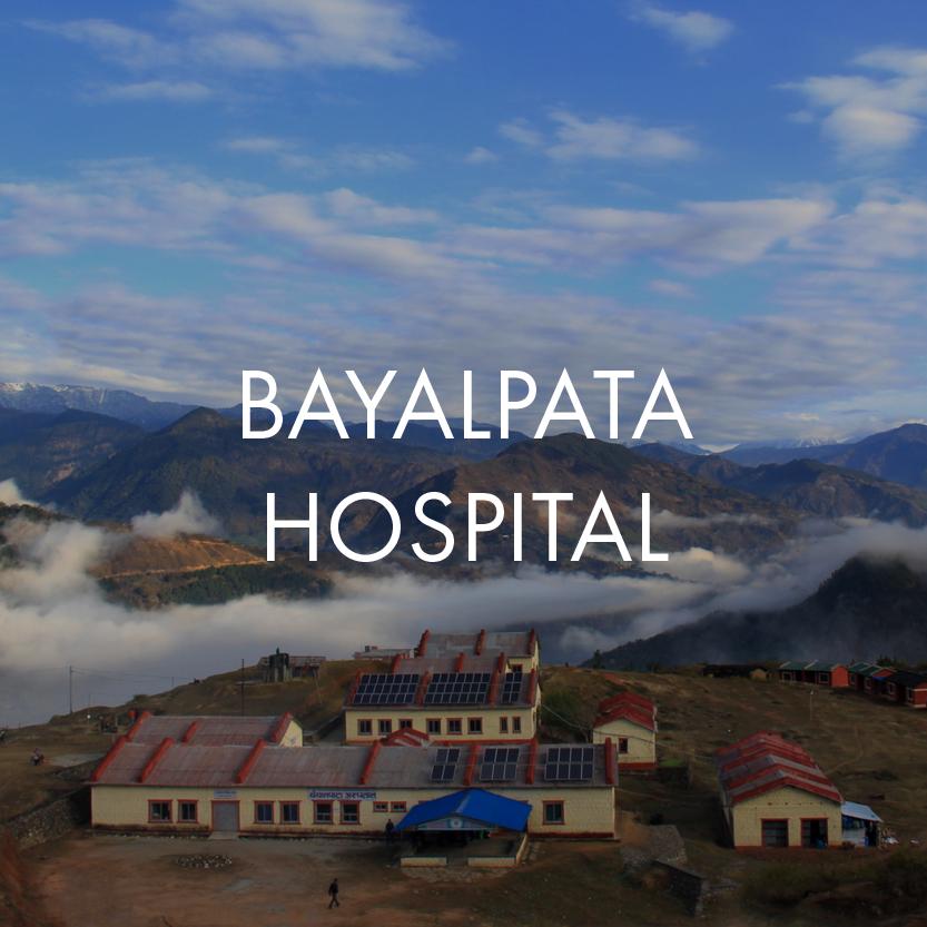 Bayalpata Hospital Solar