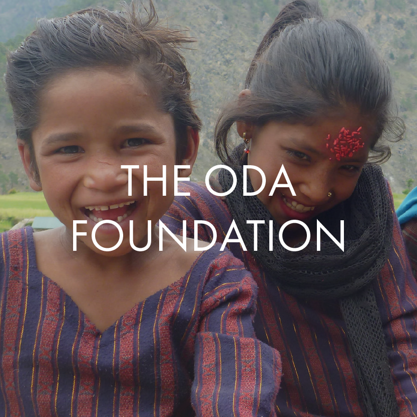 The Oda Foundation Solar, OdaKids