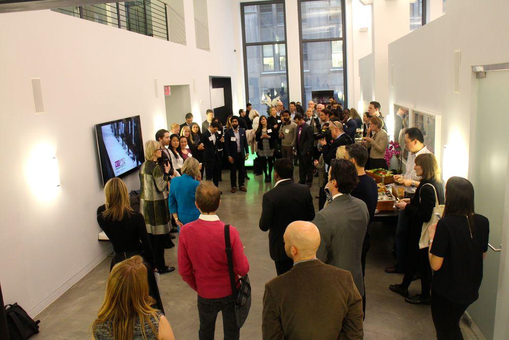 New York Fashion Tech Lab's 2015 Class Orientation