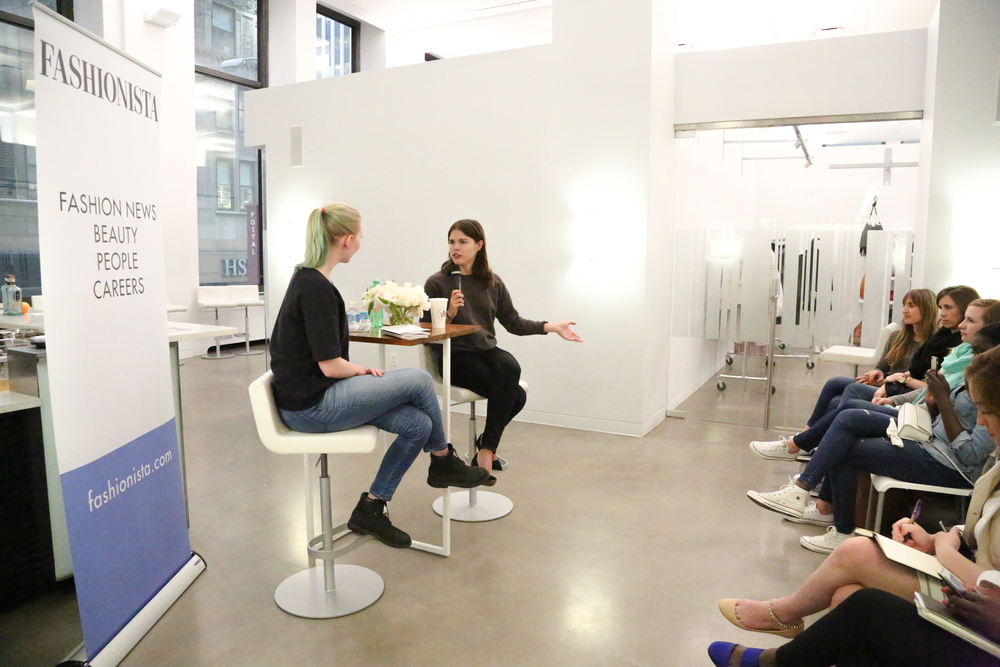 Fashionista 'How to Make it in Fashion' with Emily Weiss
