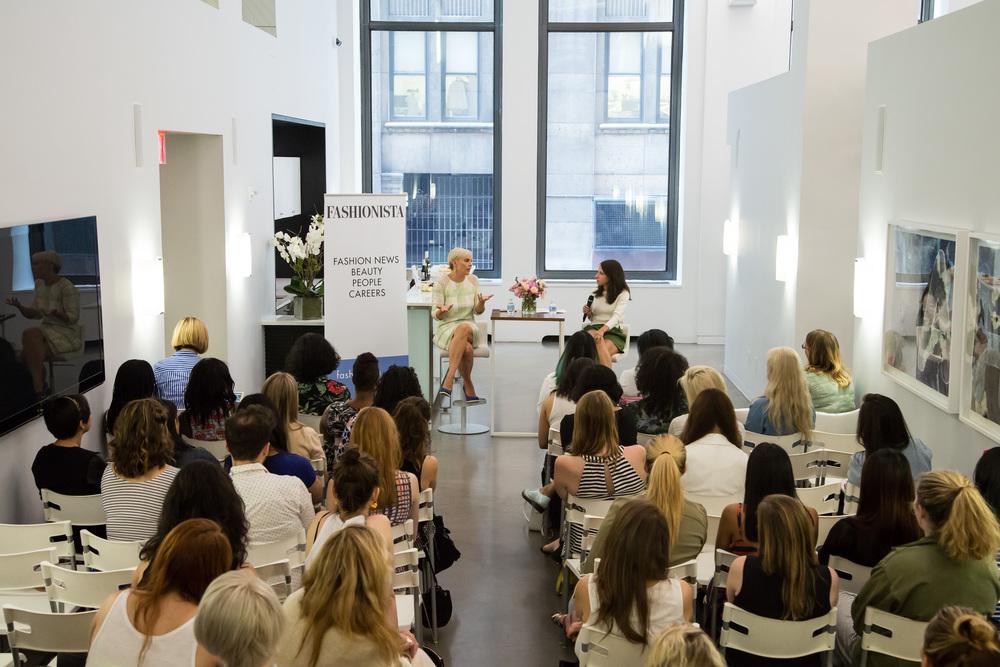 Fashionista 'How to Make it in Fashion' Jenn Rogien