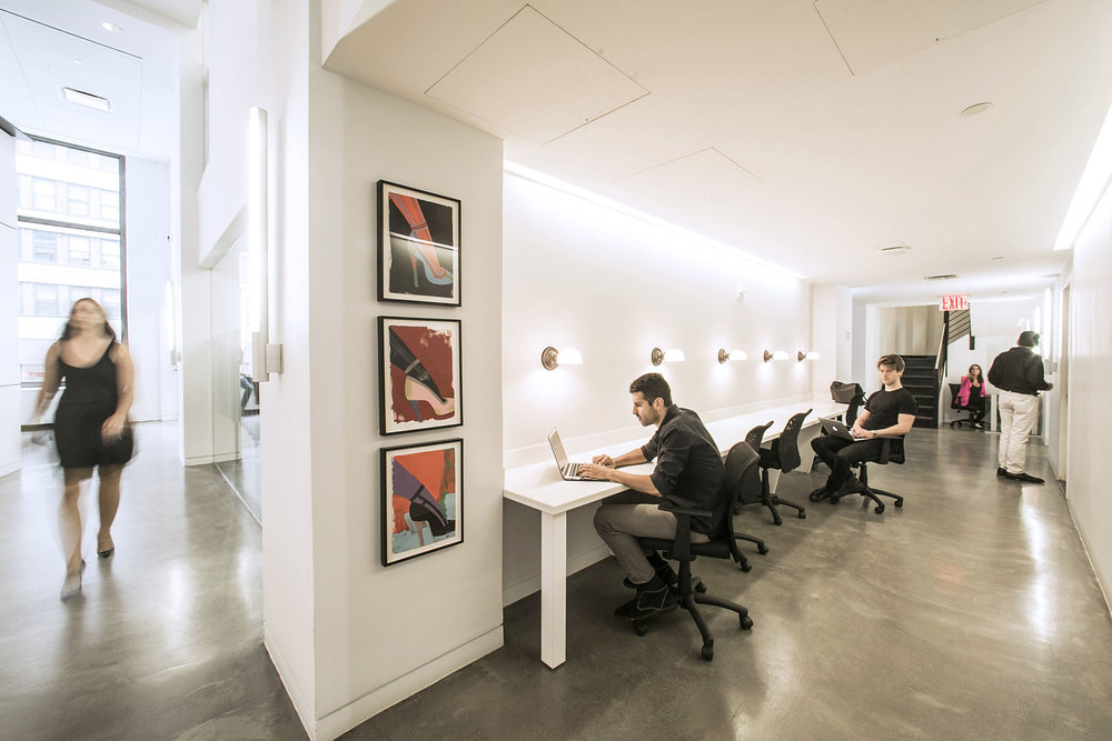 Co-Working and Breakout Space