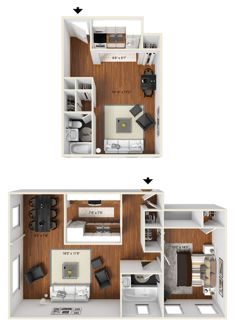 CJ Lombardo-State Gardens-Studio, One Bedroom 3D Furnished.jpg