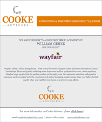 Wayfair - William Gerke