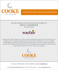 Wayfair - Molly Ahadpour