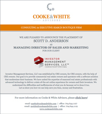 Investor Management Services - Scott Anderson