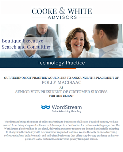 Wordstream - Cooke and White