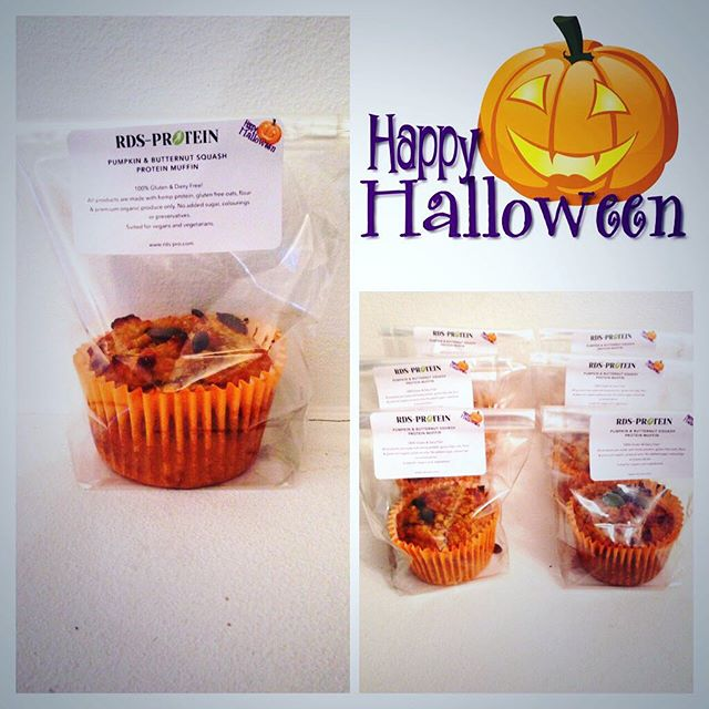Not sure how many remember our 'Pumpkin & Butternut Squash' Protein Muffins this time last year!