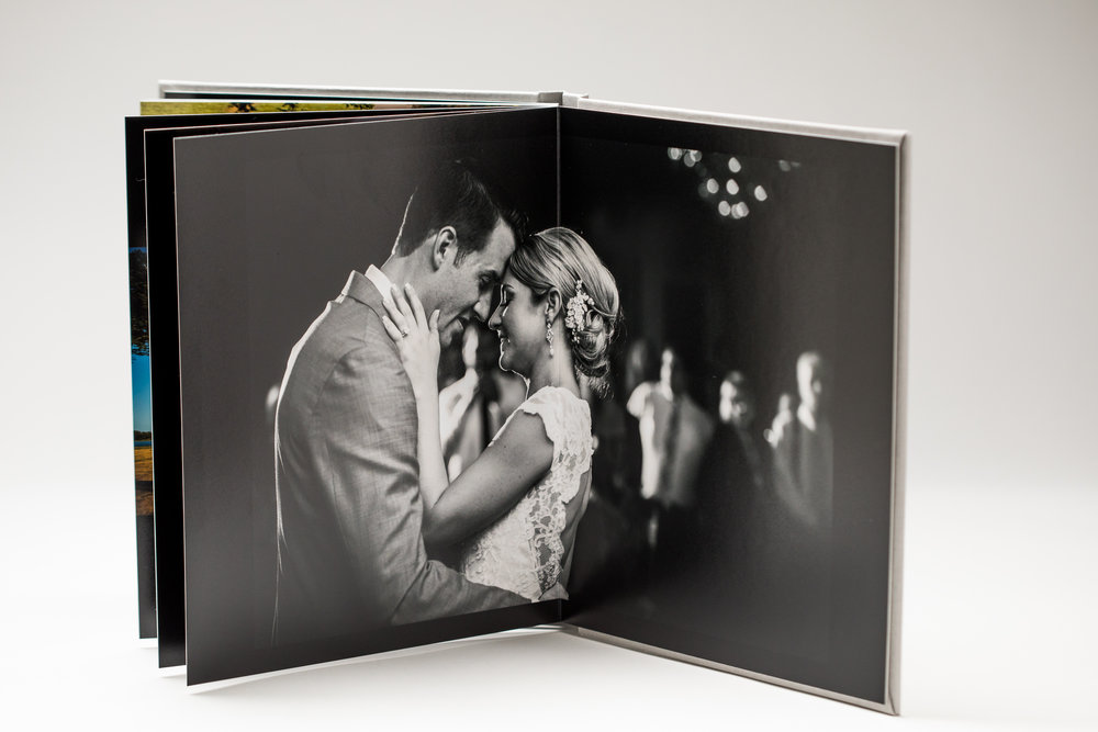 custom heirloom album - We want you to walk away with more than a flash drive, because LOVE MATTERS! So we help design the perfect album for you to share with family, friends and your loved ones.