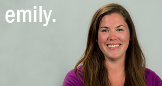 Emily supports fraternity men.Click to find out why.