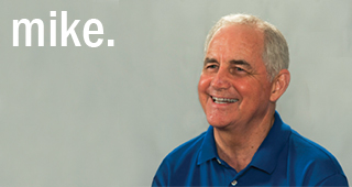 Mike supports fraternity men.Click to find out why.
