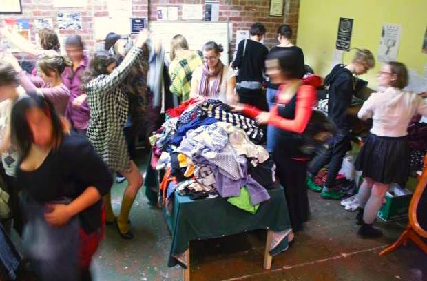 WCC Clothing Swap