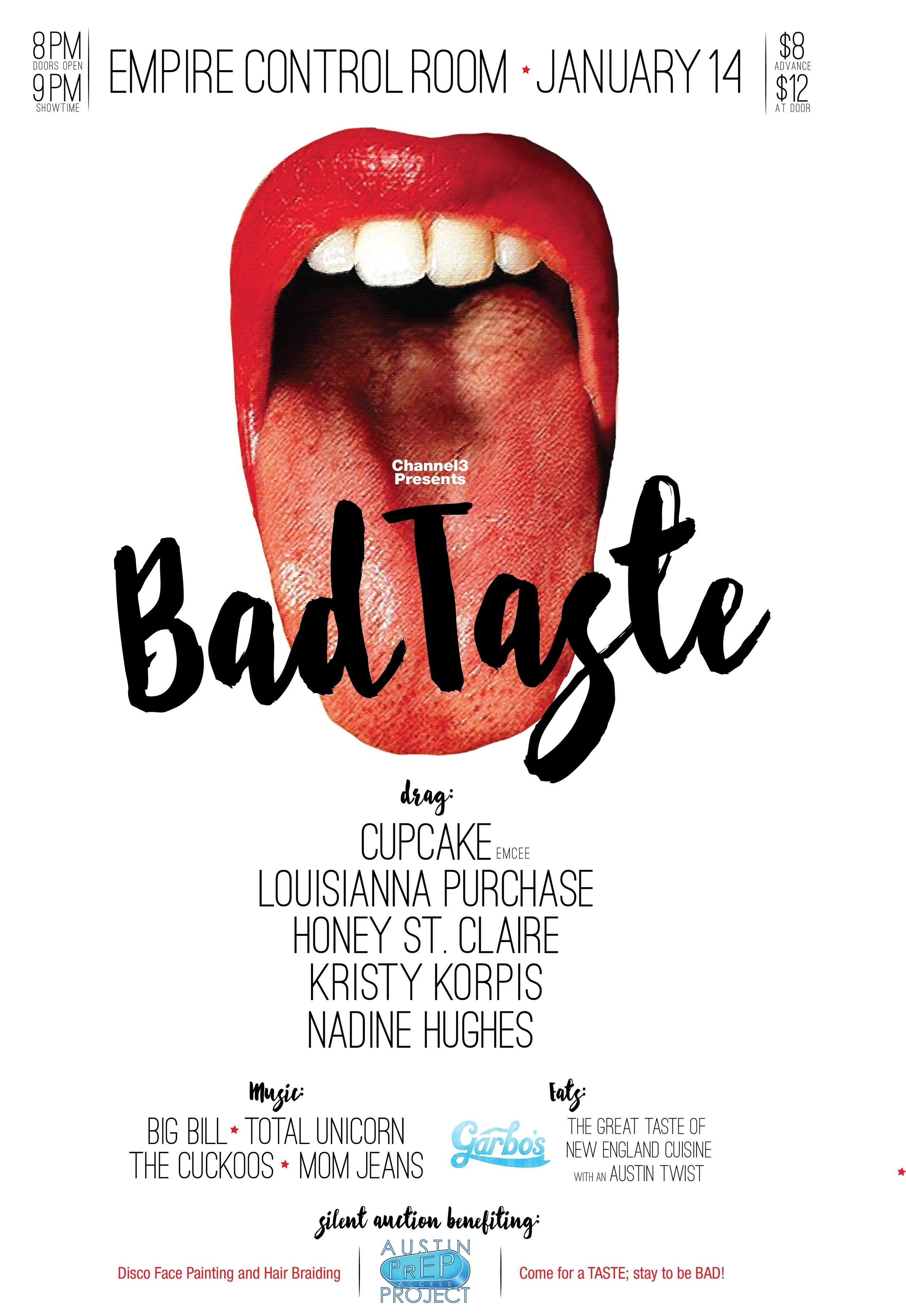 BadTaste poster final