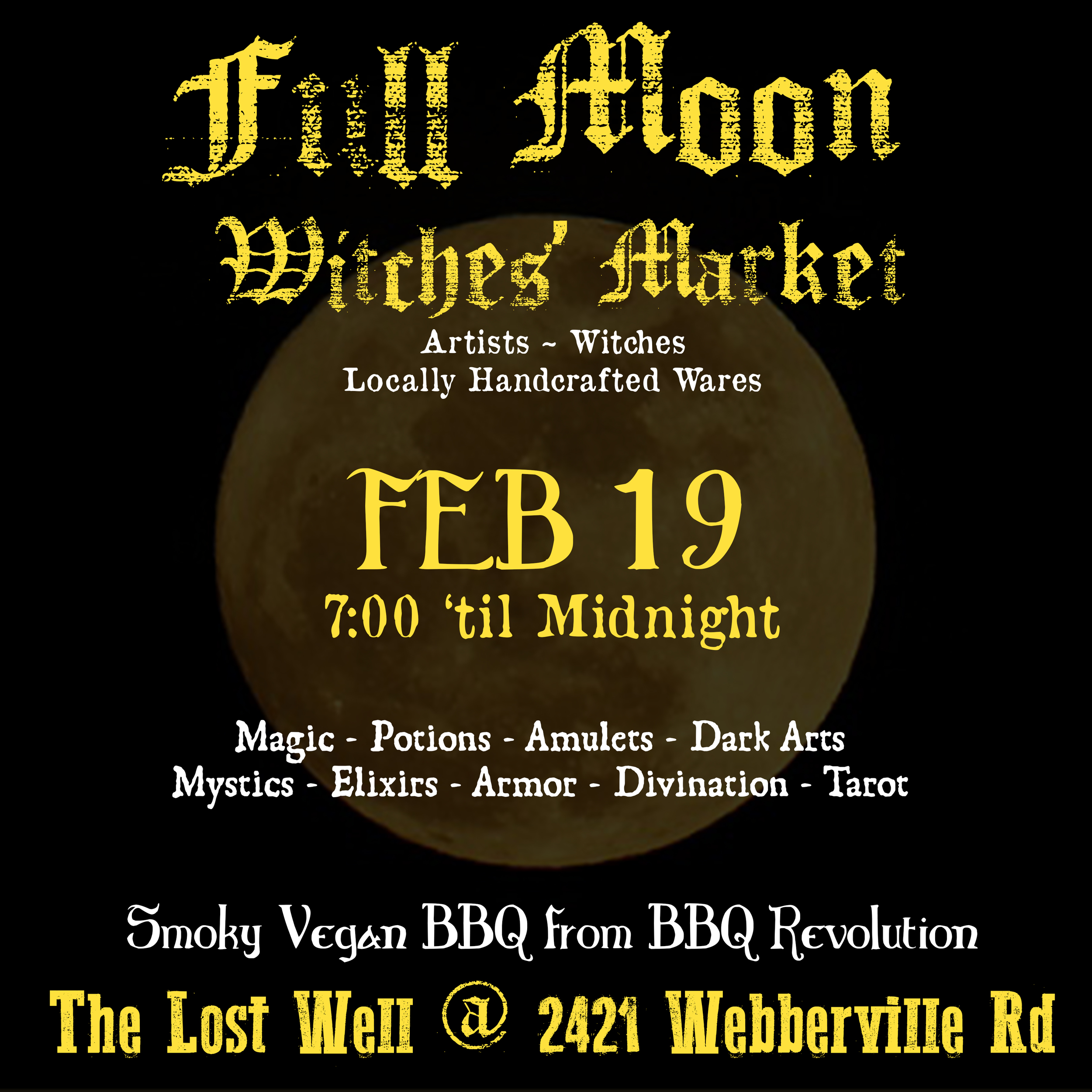 feb 19 full moon flyer