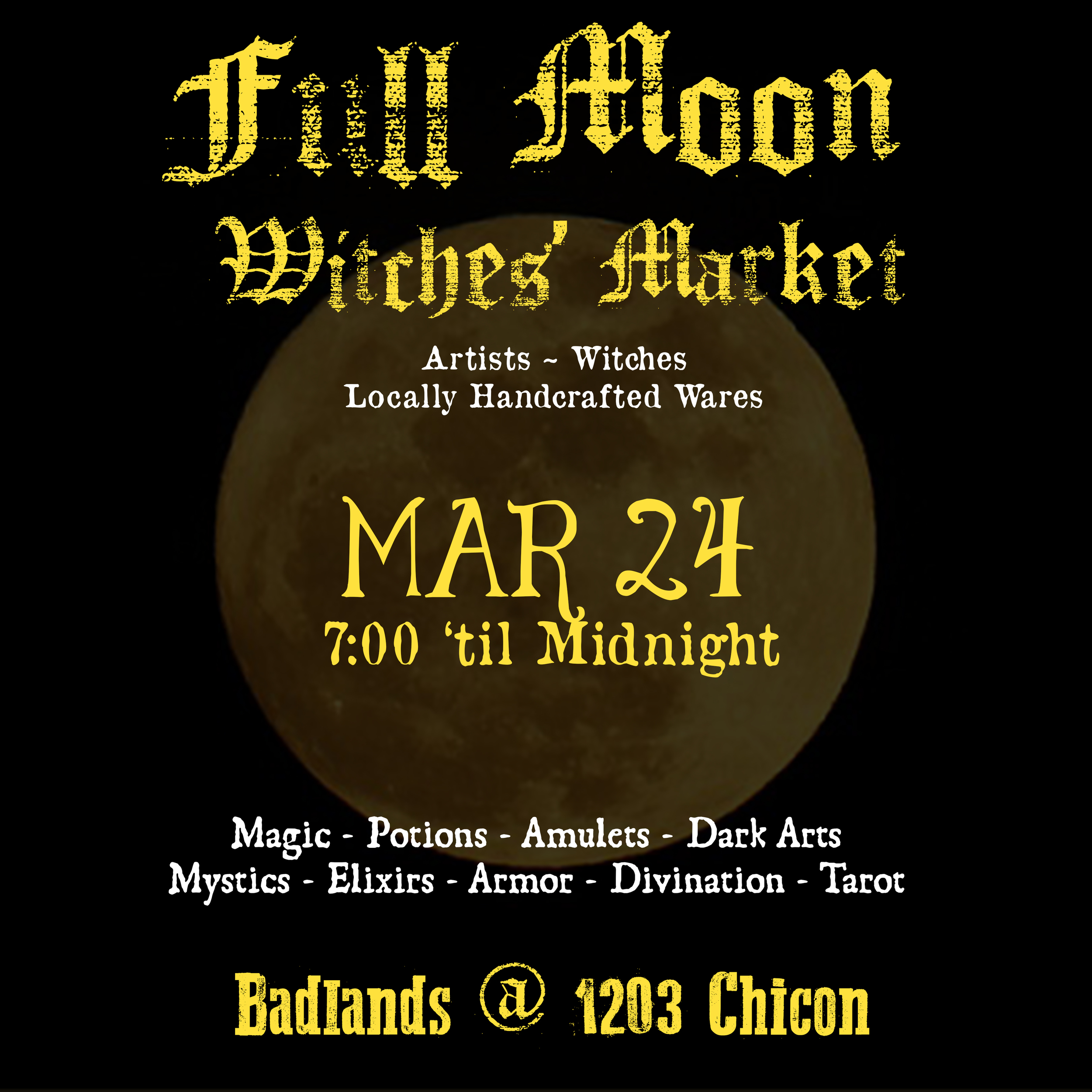 march 24th full moon flyer