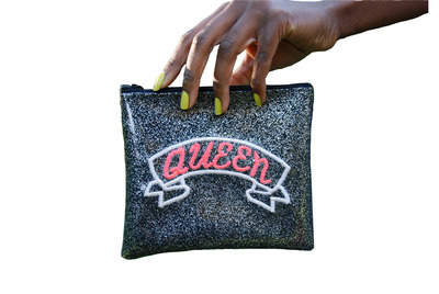 Queen Coin Purse by Realm, $25